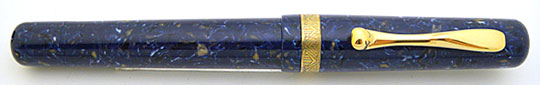 Visconti Voyager Blue MBL Old Type