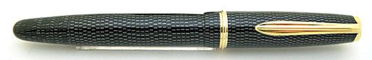 Soennecken 222 Superior Black&Silver Lizard