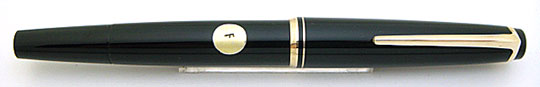 Montblanc No.22 Black Last Version