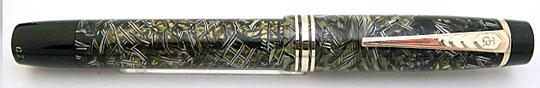 Onoto Magna 1876 Green Mesh Plunger Filler