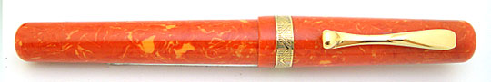 Visconti Voyager Coral Red Old Type