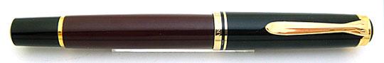 Pelikan M400 Black/Red Prototype Red Logo