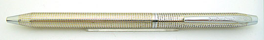 Montblanc Chromatic 2Color Ball Point Checkerd
