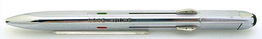 Montblanc 55 Chrome Plate 4color Ball Point