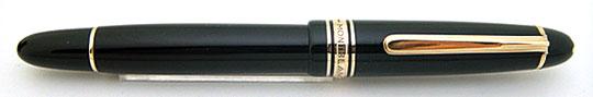Montblanc 144.G Meisterstück Black 50s