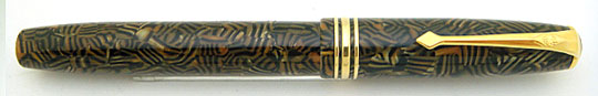 Conway Stewart 58 Le Tigre Roller Ball Point