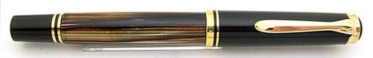 Pelikan Souverän M400 Brown/Tortoise W/W-Ring