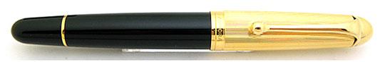 Aurora 88 Classic Gold Plate Cap 801 Old Type