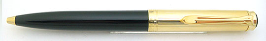 Pelikan K650 Ball Point Vermail/Black