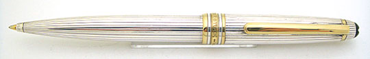 Montblanc Solitaire Meisterstück 1658 Pencil Silver