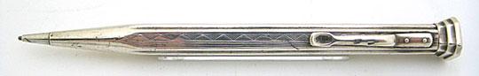 No Brand Propeling Pencil 900 Silver