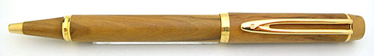 Waterman Le Man 100 Olive Wood Ball point