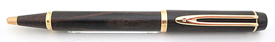 Waterman Le Man 100 Macassar Wood Ball point