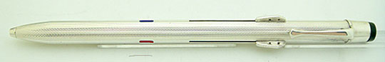 Montblanc 56 Round 3Color Ball Point 935 Silver