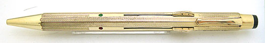 Montblanc 54 Gold Filled Four-color Ball Point