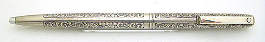 Sheaffer Imperial Vintage Ball Point Sterling Silver