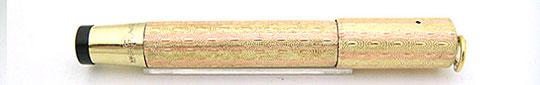 Fendograph Safety Lady 18Karat Yellow&Rose Gold Filled