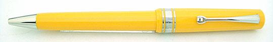 Omas Alte Italiana Art Deco Thirtyfaid Edition BP Yellow