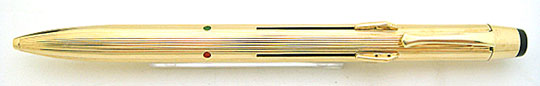Montblanc 54 Four-color Ball Point 585 Solid Gold