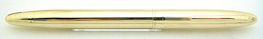 Seaffer Snorkel Masterpiece 14k Solid Gold