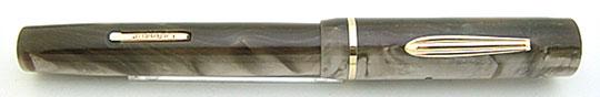 LeBouef 4 Lever Filler Buffalo Horn MBL