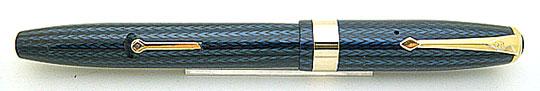 Conway Stewart No.60 Blue Herringbone