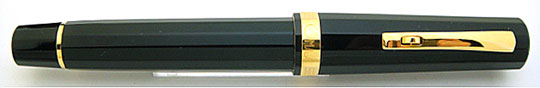 Omas Alte Italiana Milord Roller Ball Black Gold Finish