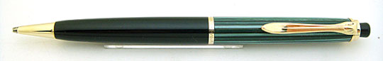 Pelikan 450 Pencil Black/Green Stripe Nallow