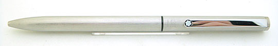 Montblanc S-Line 2Color Ball Point Mat Silver