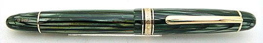 Montblanc 146G Masterpiece Green Striated