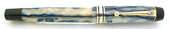 Mentmore Diploma White&Blue Pearl MBL