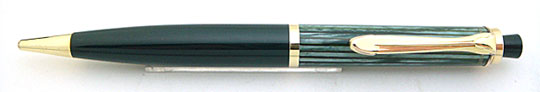 Pelikan 450 Pencil Green Stripe/Green