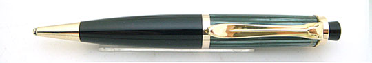 Pelikan 475 Pencil Green Stripe/Black