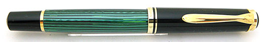 Pelikan M600 Black/Green Early