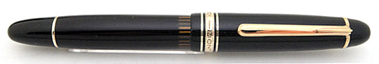 Montblanc 146G Meisterstück Black 50's Early Type
