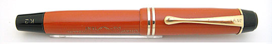 Montblanc K2 Coral Red