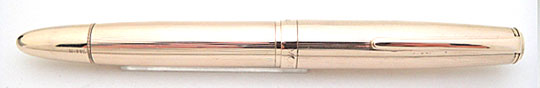 Montblanc 744N Masterpiece Rolled Gold