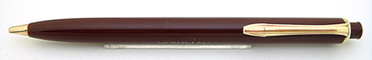 Montblanc Monte Rosa 096 Pencil Red