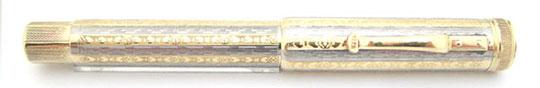 Bicolor 18KR Playing Card Pips Engraving Push Button Filler