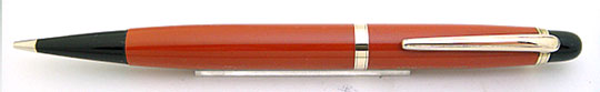 Montblanc 15 Propering Pencil Coral Red