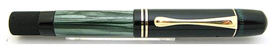 Pelikan 100 Black/Green MBL Kugel Nib