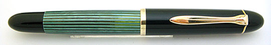 Pelikan 140 Black/Green Stripe RM