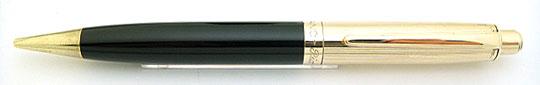 Montblanc 672K Pix Pencil Rolled Gold/Black