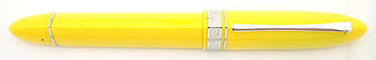 Omas 360 Mezzo Yellow High Tech Finish 75th
