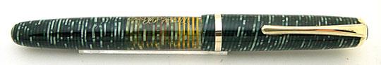 Monte Rosa Green Pearl Ring Piston Filler
