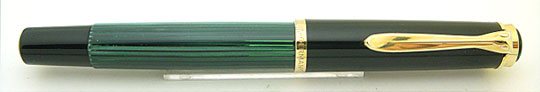 Pelikan M400 Black/Sea Green Early