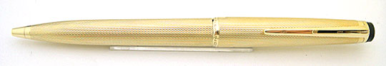 Montblanc No.98 Ball Point 750 Solid Gold Barleycorn