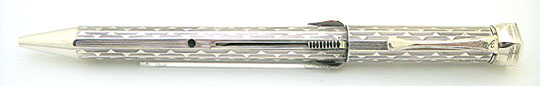 Goldfink Super Norma 4color Pencil 900 Silver