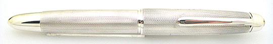 Montblanc 144G Meisterstück 900 Solid Silver