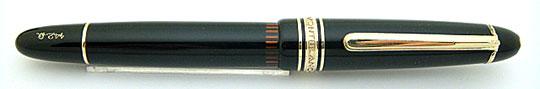 Montblanc 142G Meisterstück Black 50s